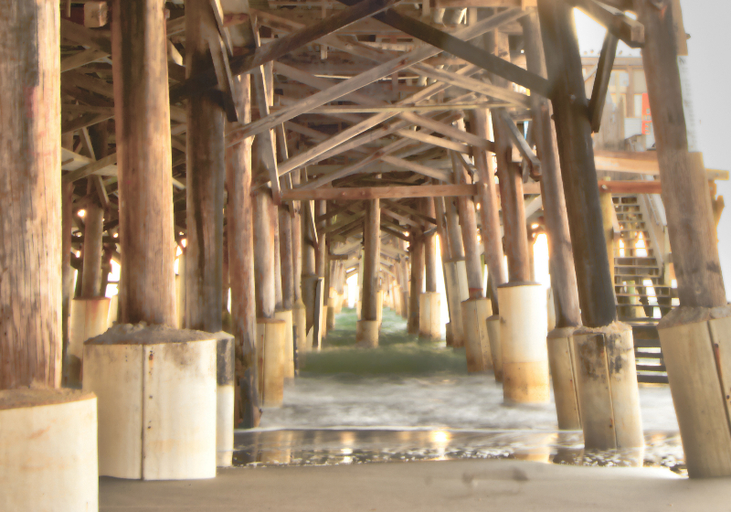 Under The Boardwalk 2