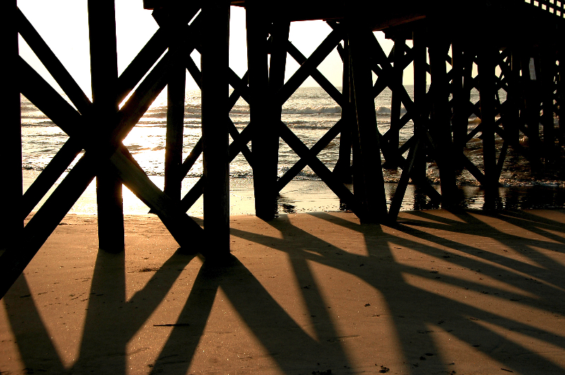 Pier At Isle Of Palms