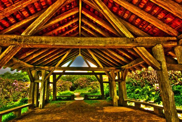 Craggy Gardens Shelte