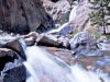 Falls At Boulder Colorado