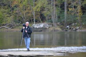 Shooting on Cumberland Falls