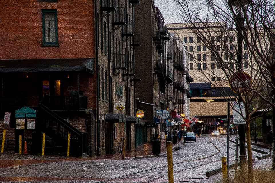 River Street-Savannah-Gregory Colvin Photography